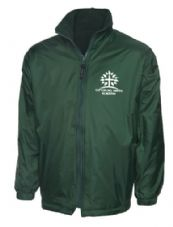 Clifton All Saints Academy Full Zip Reversible Fleece Jacket